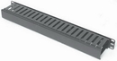 IEC PP0081B Wire Management Horizontal 3 Inch deep Slot 1.75 inch (1U) Height
