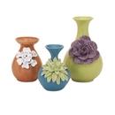 IMAX 25348-3 Baylee Mini Vases - Set of 3