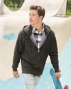 Independent Trading IND4000Z Mens Independent Zip Hooded Sweatshirt