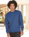 Independent Trading SS3000 Mens Crew Pullover Sweatshirt