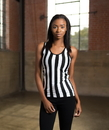 In Your Face Apparel B04 Juniors Referee Tank