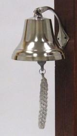 India Overseas Trading AL18440 Aluminum Ship Bell