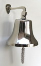 India Overseas Trading AL18455 - Aluminum Ship Bell Large