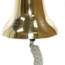 India Overseas Trading BR1844 - Brass Ship Bell