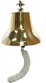 India Overseas Trading BR1844 Brass Ship Bell