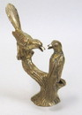 India Overseas Trading BR2083 - Solid Brass Birds On Branch
