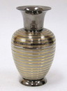India Overseas Trading BR21053 - Solid Brass Spirit Vase