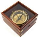 India Overseas Trading BR48406 Master Gimble Compass