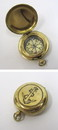 India Overseas Trading BR48424 - Solid Brass Dalvey Compass Anchor Design