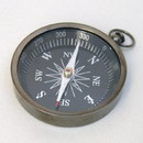 India Overseas Trading BR4843 - Flat Compass