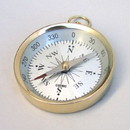India Overseas Trading BR48851C - Pocket Flat Compass