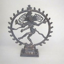India Overseas Trading BR5014 - Natraj With Circle Statue