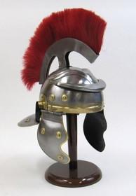 India Overseas Trading IR80612 Armor Helmet Roman Centurian
