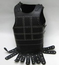 India Overseas Trading IR80713A - Faux Leather Armor Cuirass