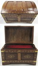 India Overseas Trading SH70291 - Trunk w/ Upper Tray, 24