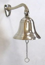 India Overseas Trading SP1843 - Bracket Bell, Chrome Finish