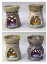 India Overseas Trading SS22482 - Soapstone Aroma Lamp, Med