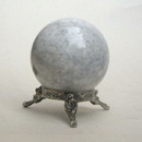 India Overseas Trading SS3010 - Soapstone Ball on Stand