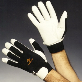 Impacto 413-30 Series Anti-Impact Glove Full Finger, Price/each