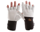 Impacto 479-31 Series Anti-Impact Glove with Wrist Support, Half Finger