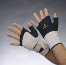 Impacto 703-10 Series Anti-Impact Suede Glove with Wrist Support