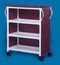 IPU 3 Shelf Linen Cart - 36