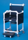 IPU SCC777 Dlx Shower Chair Commode W/Options