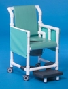 IPU SCC787 Dlx Shower Chair Commode W/Options