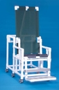 IPU Easy-Tilt Shower Chair (G) Gray (N) Navy (L) Laguna