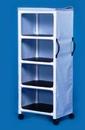IPU Standard Line Multi-Purpose Cart - Four Shelves - 26