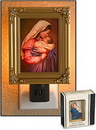 Milagros PD306 Adams' Madonna and Child Night Light