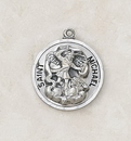 Creed Jewelry SO827-39 St. Michael Medal
