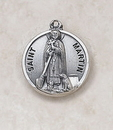 Creed SS727-36 Sterling Patron Saint Martin Medal
