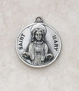 Creed SS729-41 Sterling Patron Saint Mary Medal