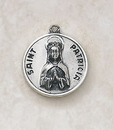 Creed SS729-44 Sterling Patron Saint Patricia Medal