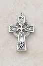 Creed SS7643 Sterling Celtic Cross