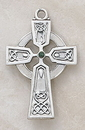 Creed SS7644EM Sterling Celtic Cross