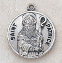Creed SS827-41 Sterling St. Patrick Special Devotion Medal