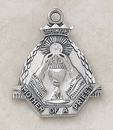 Creed SS9758 Sterling Mother of a Priest Special Devotion Medal