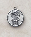 Creed SS9931 Sterling Virgins de San Juan Special Devotion Medal
