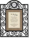 Heartfelt TC808 For You Son Psalm 91:11 Table Clock