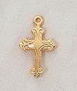 Creed VP81 Gold Cross Pendant