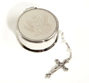 Christian Brands WC521 First Communnion Rosary Box