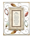 Heartwarming Expressions- Home with Heart- Framed Print