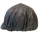 Equestrian Helmets Vinyl Helmet Cover Black