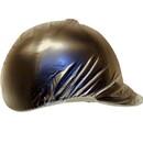 Equestrian Helmets Vinyl Helmet Cover Clear