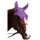 Intrepid International Fancy Crochet Fly Veil Horse
