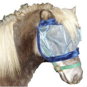 Intrepid International 155090 Miniature Horse Bug Off Fly Mask