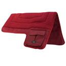 Intrepid International Western Fleece Pocket Saddle Pad