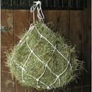 Intrepid International Hay Net Knotted Cotton White